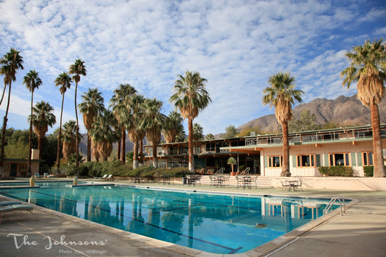 The Palms Hotel Borrego Springs The Johnsons Mid