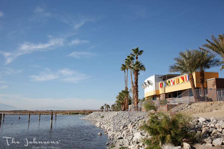 North Shore Beach Yacht Club Salton Sea The Johnsons